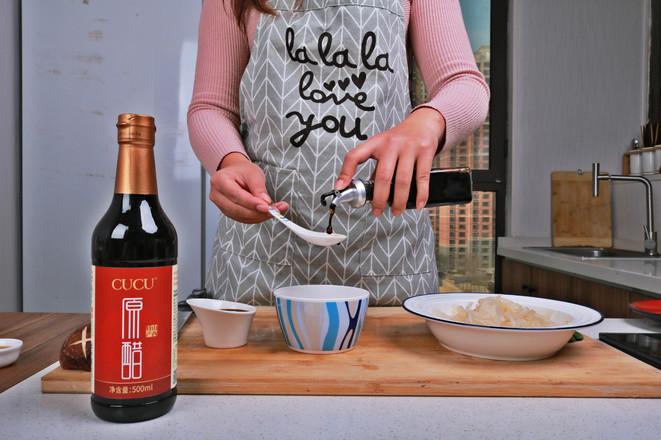 醋泡海蜇头——酸香爽脆的口感太好吃的步骤