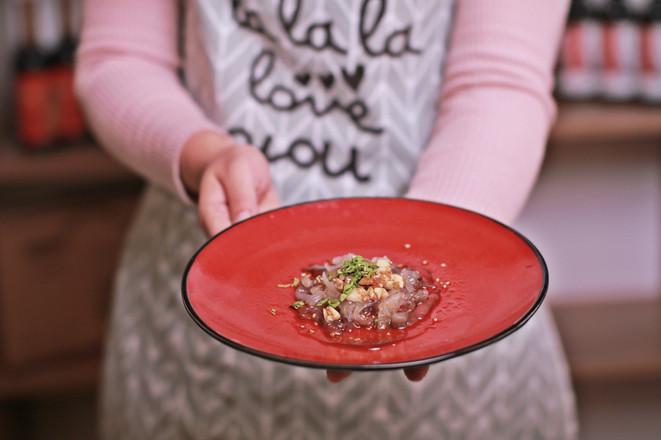 醋泡海蜇头——酸香爽脆的口感太好吃成品图