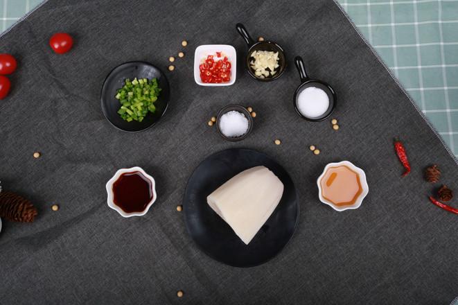凉拌藕丁——夏日里的爽口凉菜的做法大全