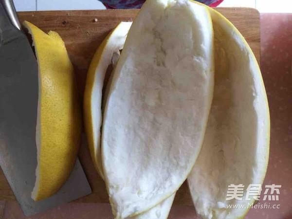 自制蜂蜜柚子的做法大全