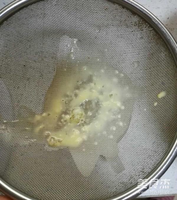 不回缩的原味蛋挞怎么炒