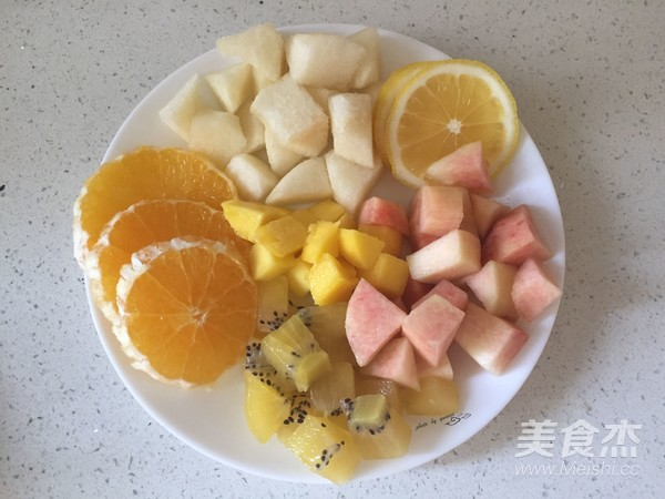 冷热皆宜的水果茶怎么做