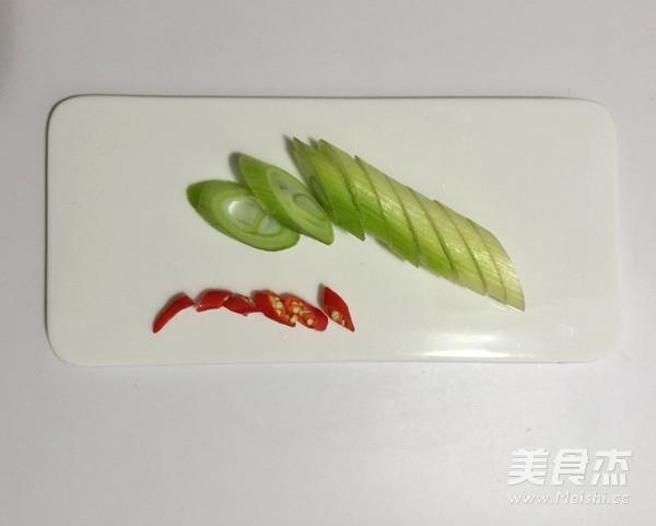 花蟹辣炒年糕的简单做法