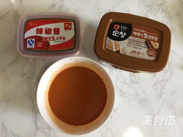 韩国大酱汤怎么做