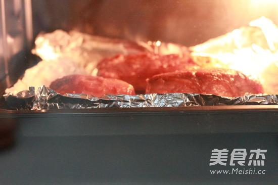 蜜汁叉烧肉的简单做法