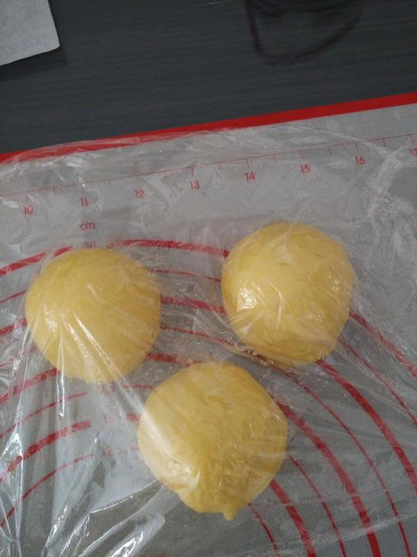 梅花面包的简单做法