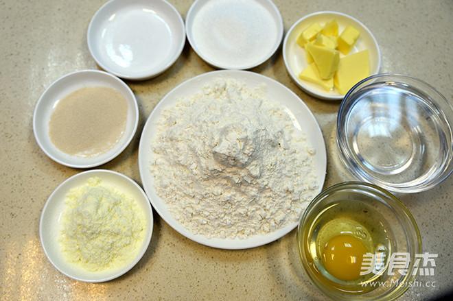 章鱼小丸子面包—德普烘焙食谱的做法大全