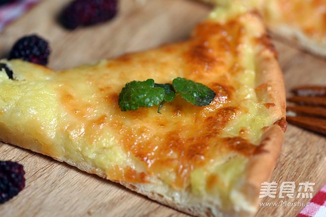 榴莲披萨怎么炖