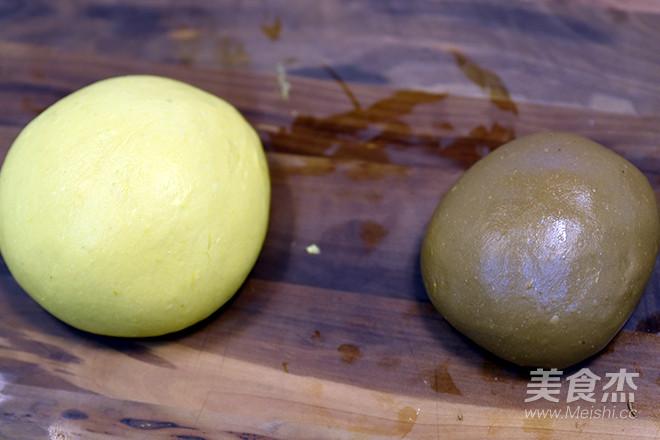南瓜可可软欧面包怎么做