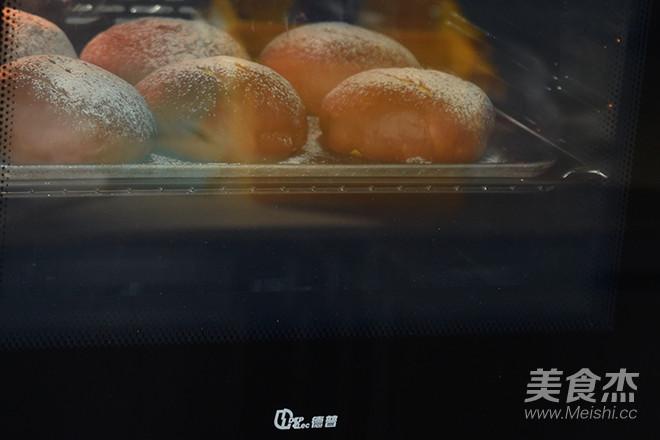 南瓜可可软欧面包怎样炒