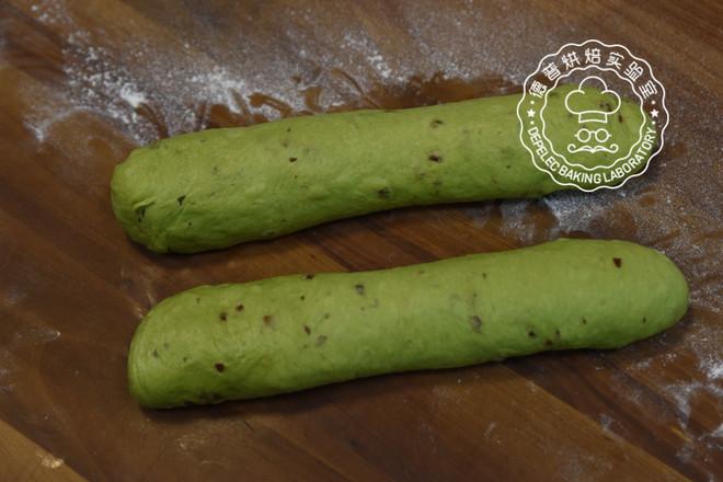 欧式抹茶红豆面包怎么做