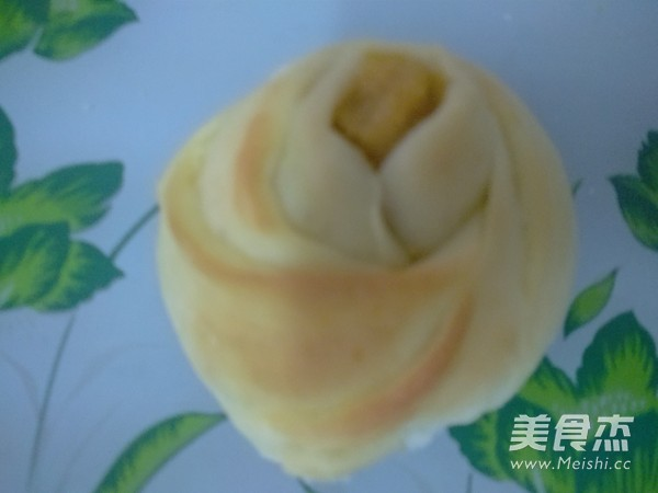 玫瑰花面包的几种做法的做法大全