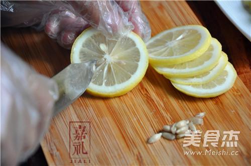 蜂蜜柠檬茶的简单做法