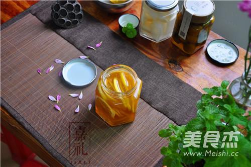 蜂蜜柠檬茶怎么做