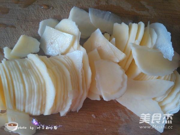 炒土豆片的做法图解