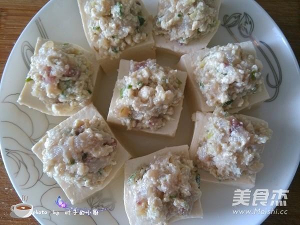 鱼肉酿豆腐怎么炖