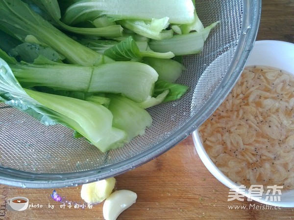 虾皮小油菜的做法大全