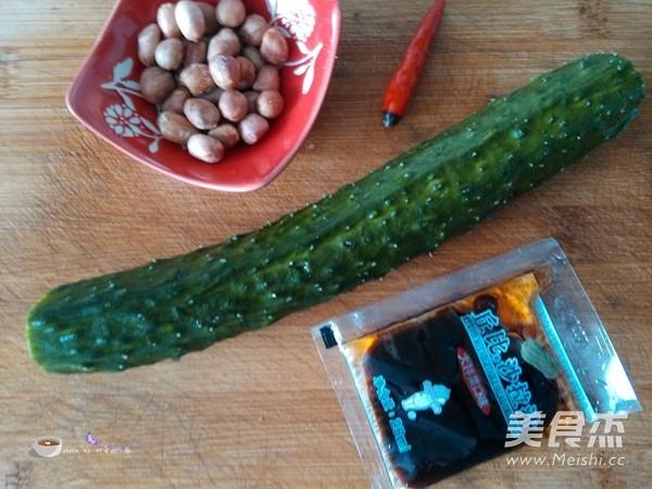 沙拉汁凉拌黄瓜卷的做法大全