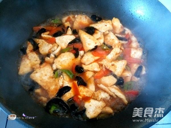 家常豆腐怎样煸