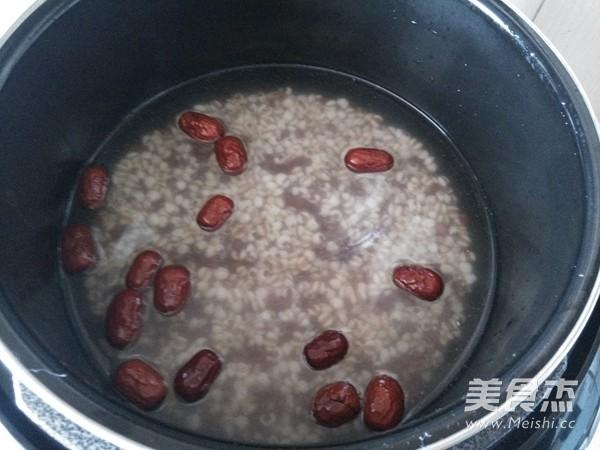 红豆薏米汤的简单做法