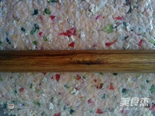 香煎米饭饼怎么炒