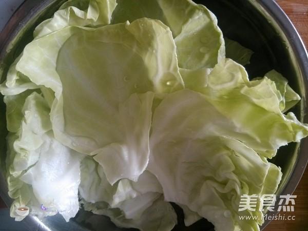 炝炒圆白菜的家常做法