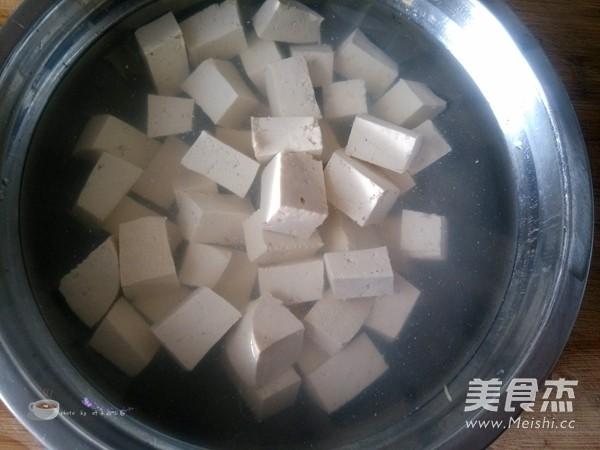 菠菜豆腐汤的家常做法