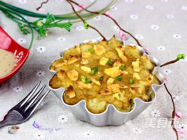 香焗土豆泥怎么煮