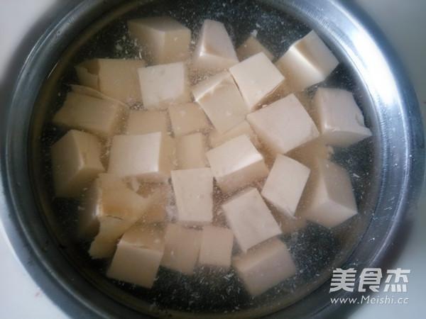 鳕鱼炖豆腐的家常做法