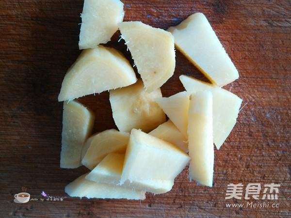 姜汁撞奶的做法图解