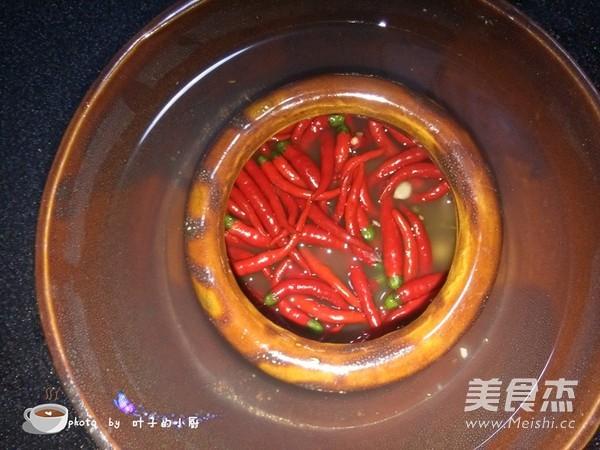 自制泡椒怎么煮