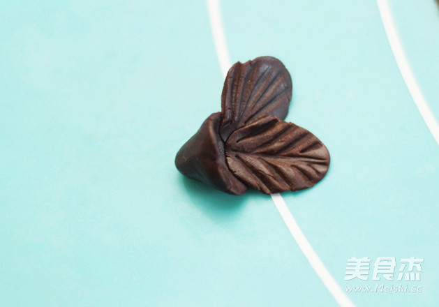 巧克力玫瑰花怎样做