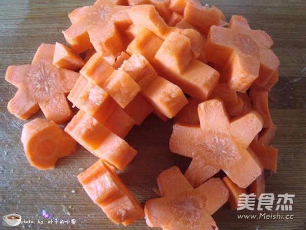 胡萝卜红烧肉怎么吃