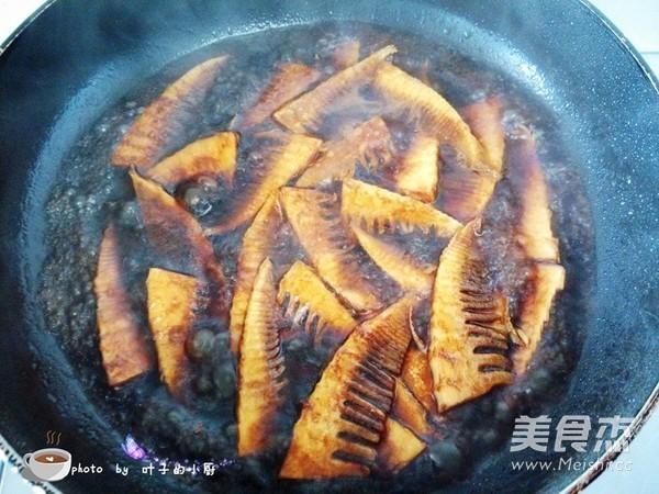 油焖春笋怎么煮