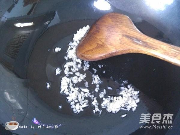 豆豉油麦菜的简单做法