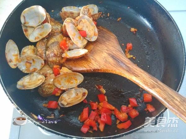 辣炒蛤蜊怎么炖