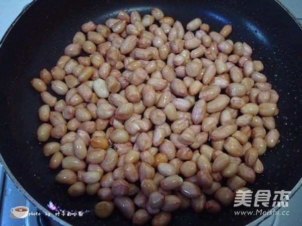 炒花生米怎么吃
