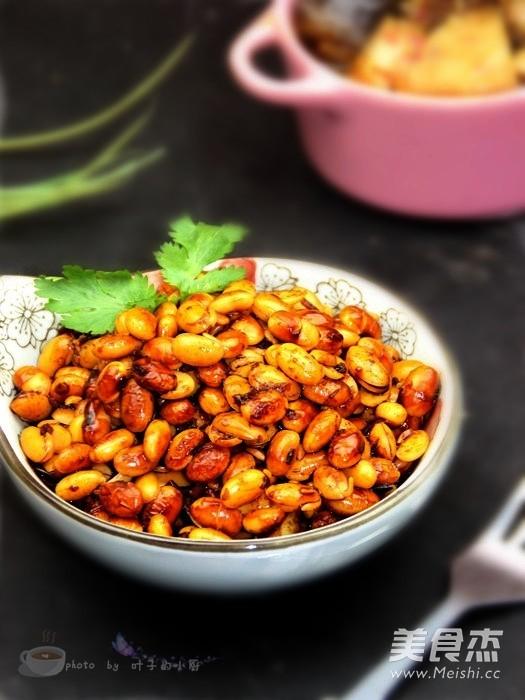 私房酱黄豆怎么煮
