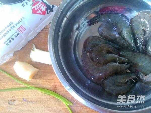 盐焗虾的做法大全