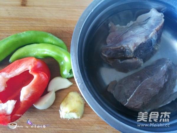 尖椒炒腊肉的做法大全