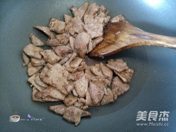 尖椒炒猪肝怎么吃