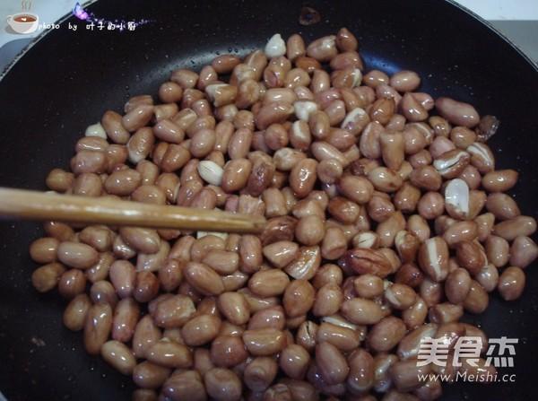 炸花生米怎么吃