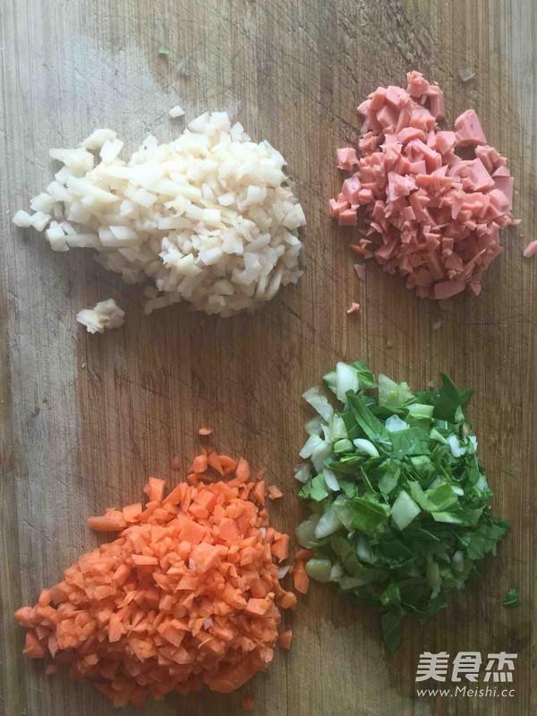 胡萝卜土豆鸡蛋饼的做法大全