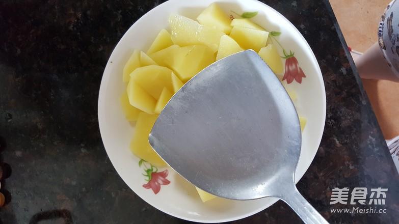 肉碎杂蔬土豆饼(减脂版)的简单做法