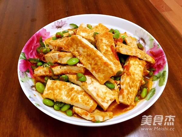 茄汁烧豆腐怎么吃