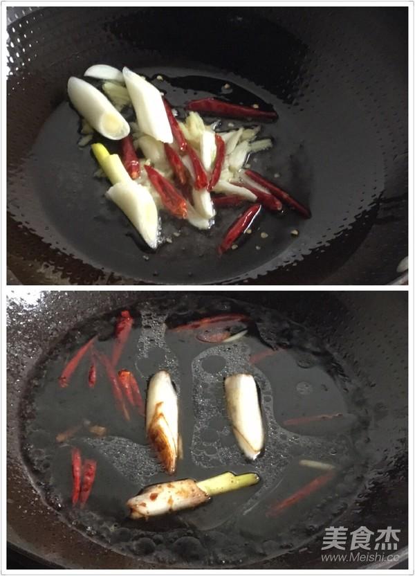 青鱼烧竹笋的家常做法