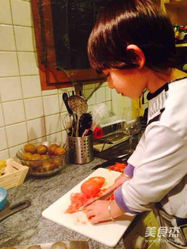 番茄海鲜浓汤的做法大全