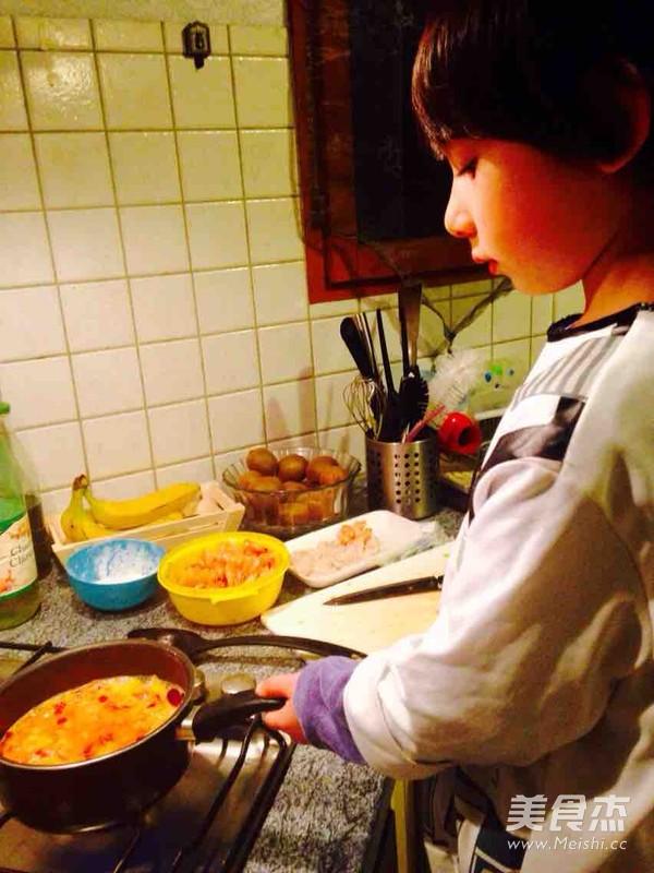 番茄海鲜浓汤怎么做