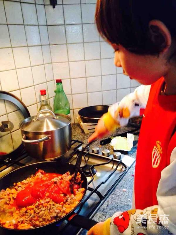 意大利牛肉千层面怎么炒