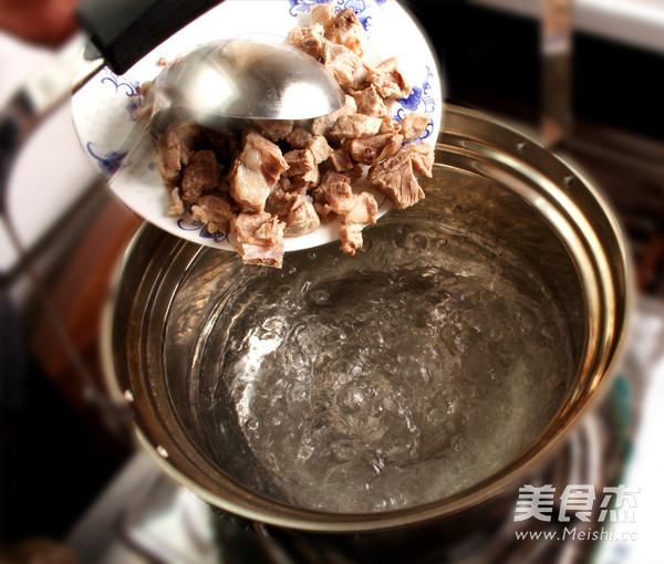 冬瓜玉米排骨汤的做法图解